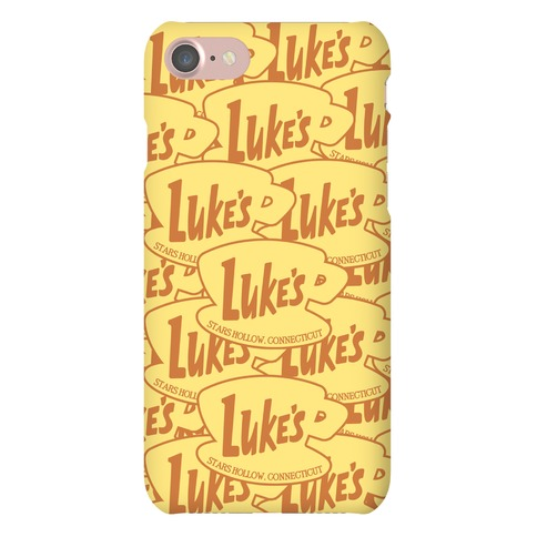 Luke's Diner Logo Phone Case