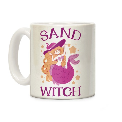 Sand Witch Coffee Mug