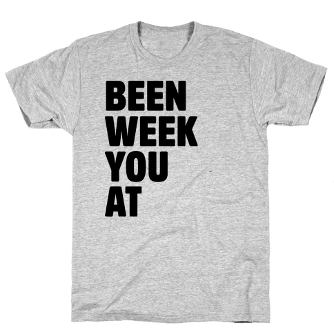 One Week Pair 2 Mens T-Shirt