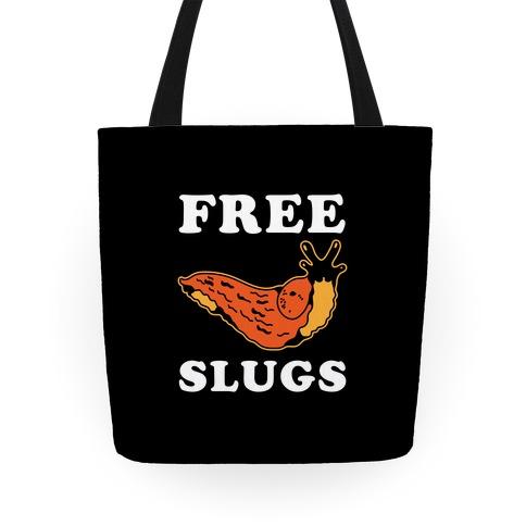 Free Slugs Tote
