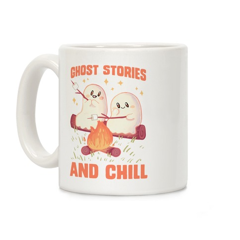 Ghost Stories And Chill Coffee Mug