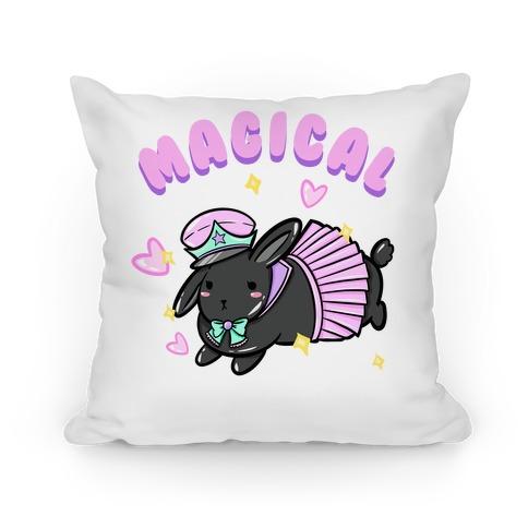Magical Bunny Pillow