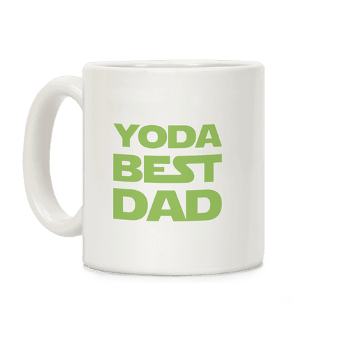 Yoda Best Dad Parody