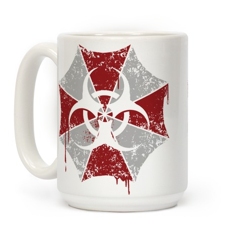 Umbrella Corp / Biohazard Coffee Mug