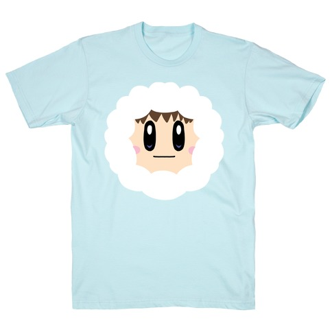 Ice Climber Popo (1 of 2 pair) T-Shirt