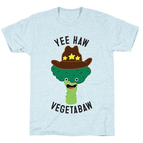 Broccoli Cowboy T-Shirt