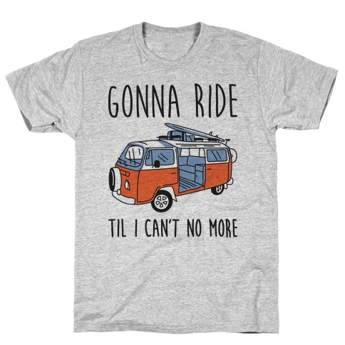 Old Town Road Trip T-Shirt