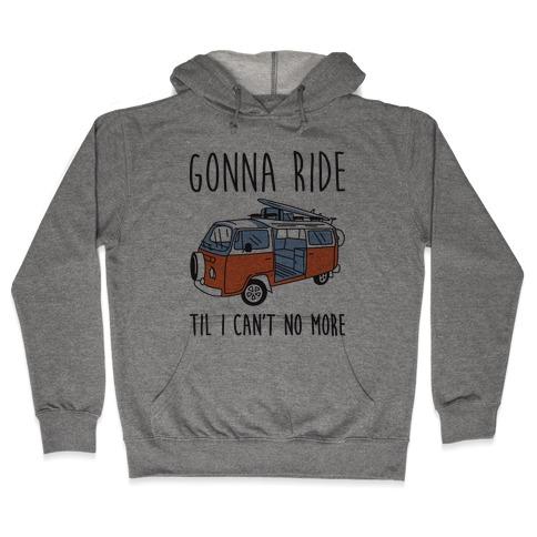 Old Town Road Trip Hooded Sweatshirt