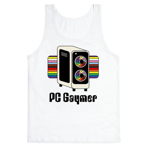 PC Gaymer Tank Top