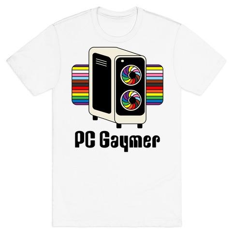 PC Gaymer T-Shirt