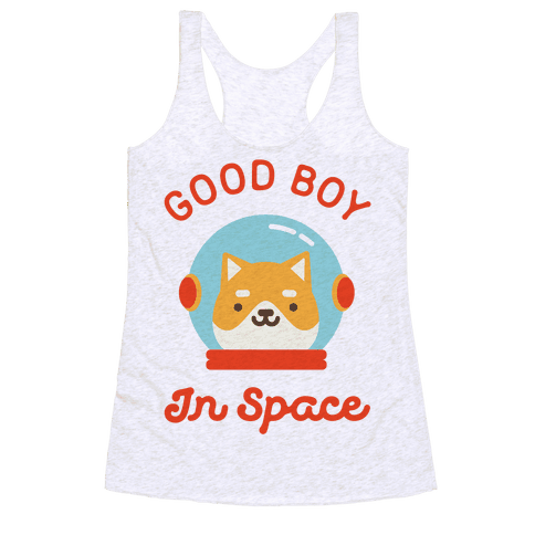 Good Boy In Space