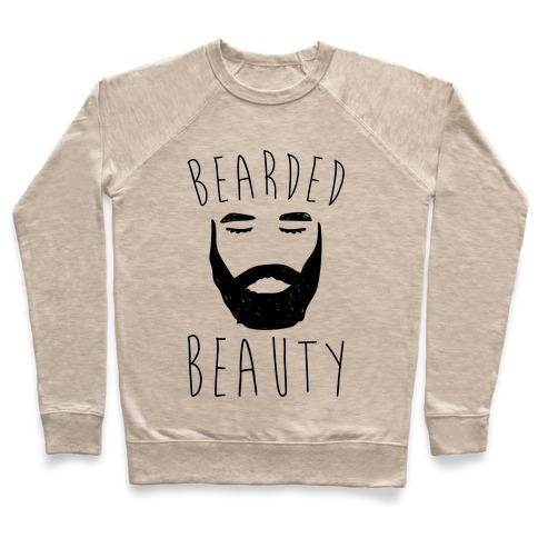 Bearded Beauty Pullover