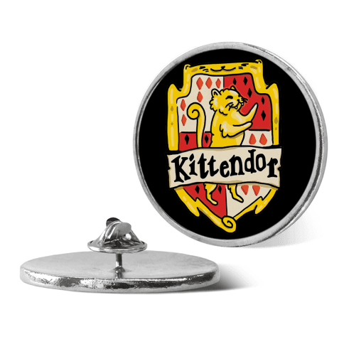 House Cats Kittendor pin