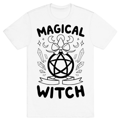 Magical Witch T-Shirt