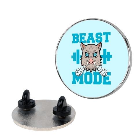 Beast Mode Inosuke Pin