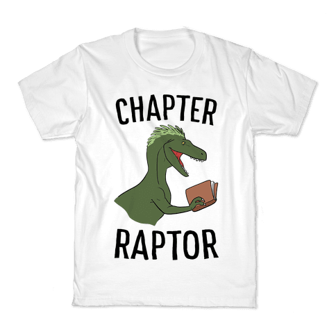 Chapter Raptor Kids T-Shirt