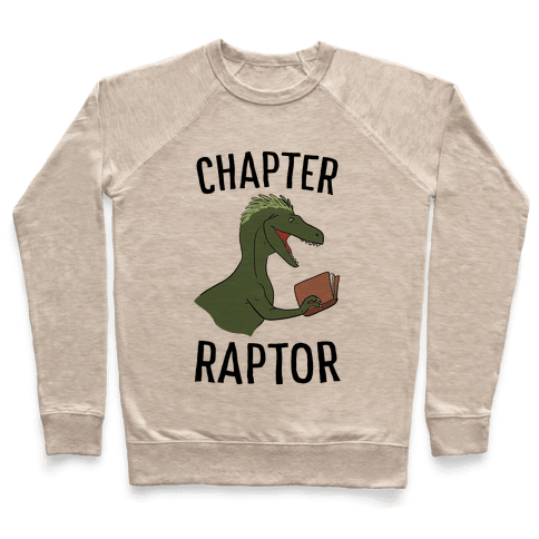 Chapter Raptor Pullover