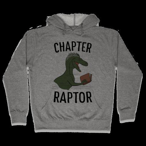 Chapter Raptor Hooded Sweatshirt