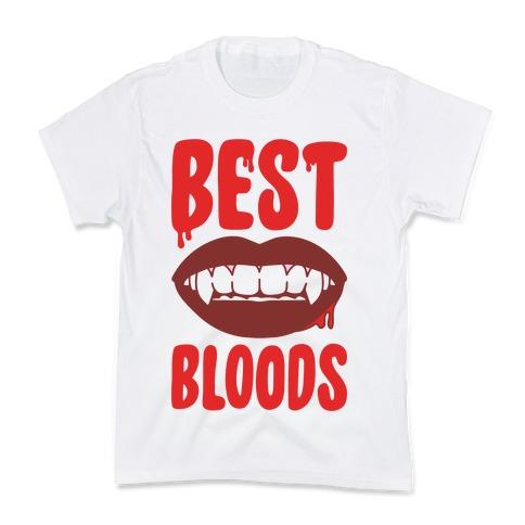 Best Bloods Pairs Shirt Kids T-Shirt