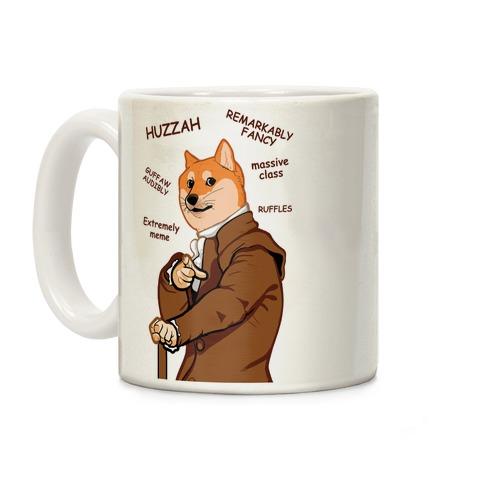 Dogeph Ducreux Coffee Mug