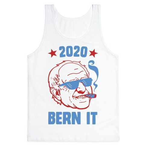 2020 Bern It Tank Top