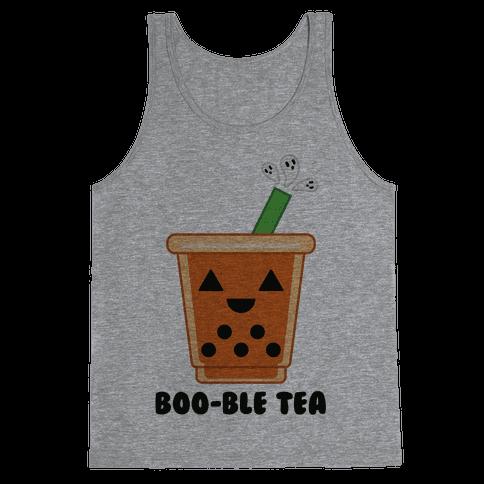 Boo-ble Tea Tank Top