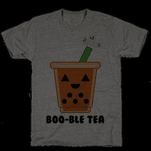 Boo-ble Tea Mens T-Shirt