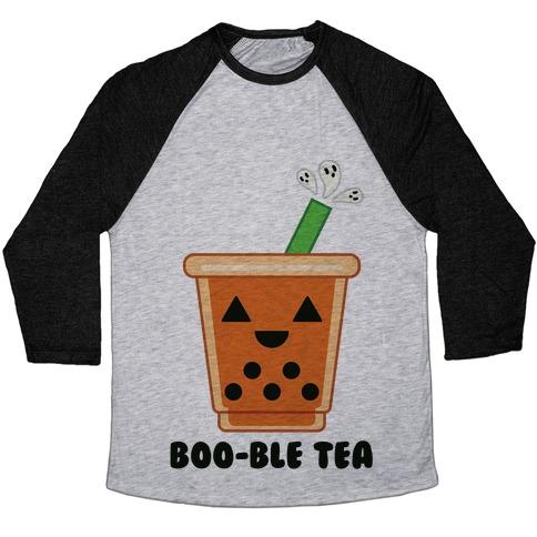 Boo-ble Tea Baseball Tee