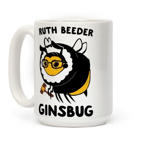 Ruth Beeder Ginsbug Coffee Mug
