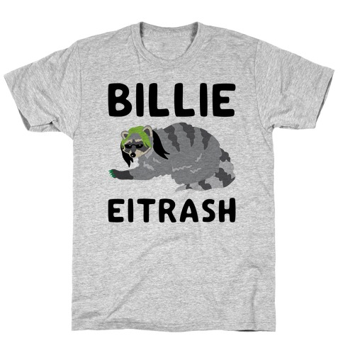 Billie Eitrash Parody T-Shirt