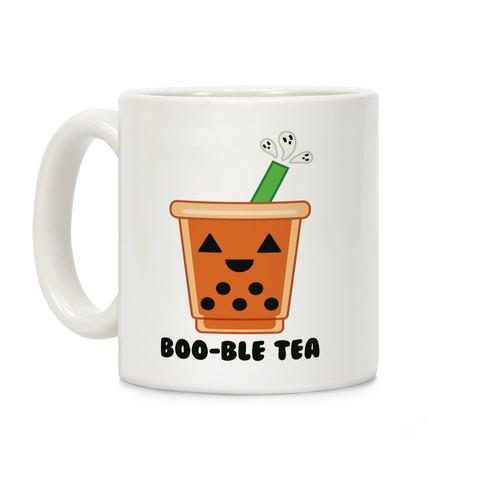 Boo-ble Tea Coffee Mug
