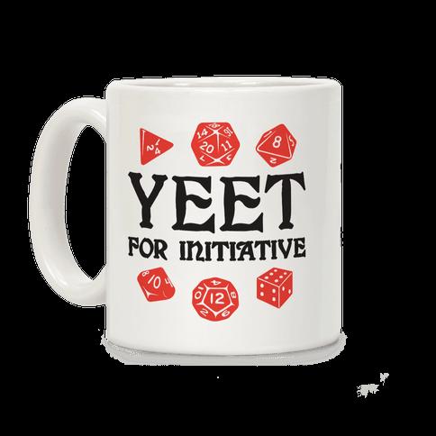 Yeet For Initiative Coffee Mug