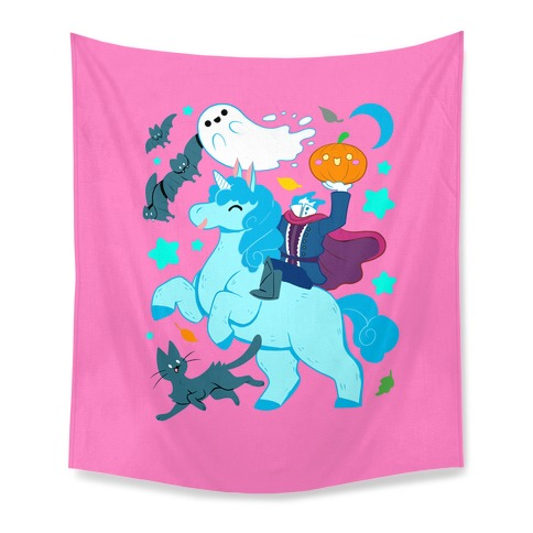 Cute Halloween Tapestry