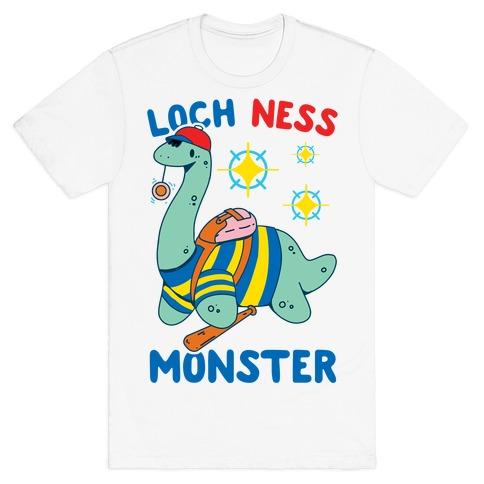 Loch NESS Monster T-Shirt