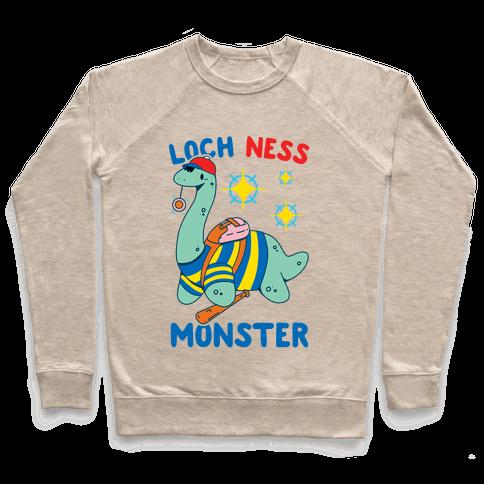 Loch NESS Monster Pullover