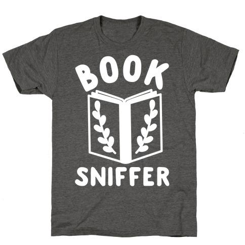 Book Sniffer T-Shirt