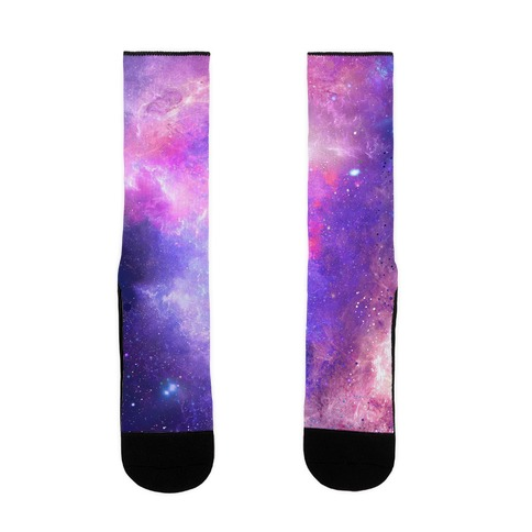 Galaxy Sock