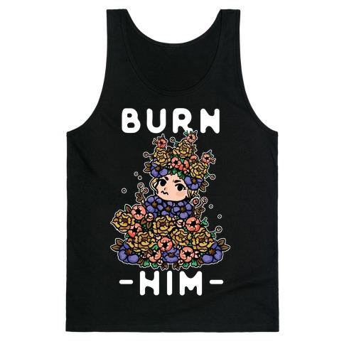 Burn Him May Queen Tank Top