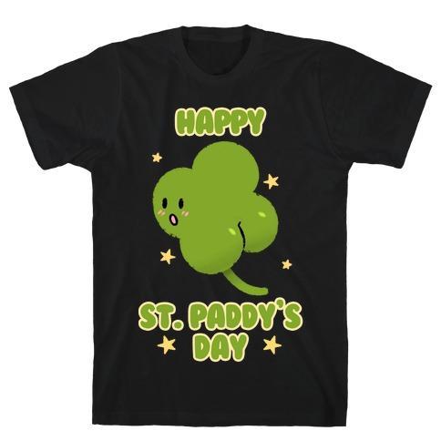 Happy St. Paddy's Day Shambutt Tee Tee T-Shirt