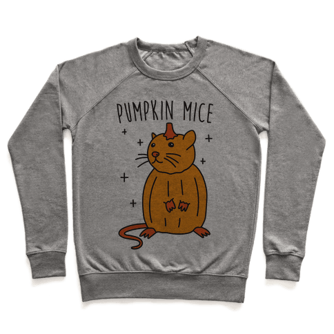 Pumpkin Mice Pullover
