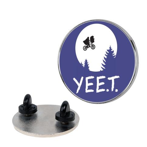 YEET E.T. Parody Pin