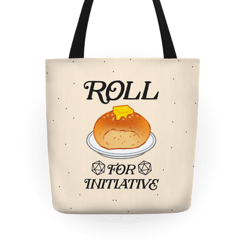 Roll for Initiative Tote