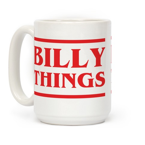 Billy Things Coffee Mug