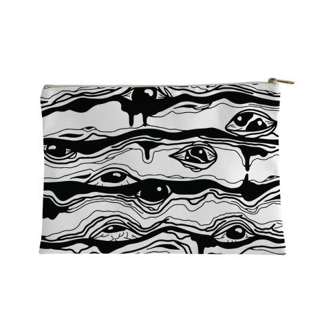 Drippy Eyes Accessory Bag