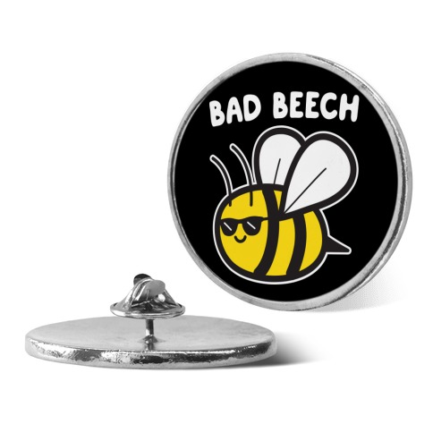 Bad Beech Bee Pin
