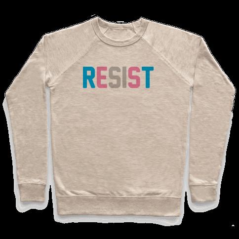 Transgender Resist Pullover