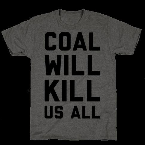 Coal Will Kill Us All