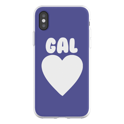 Gal Pals Pair 1 Phone Flexi-Case