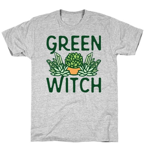 Green Witch T-Shirt
