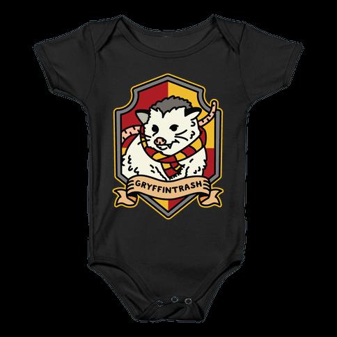 Gryffintrash Baby Onesy